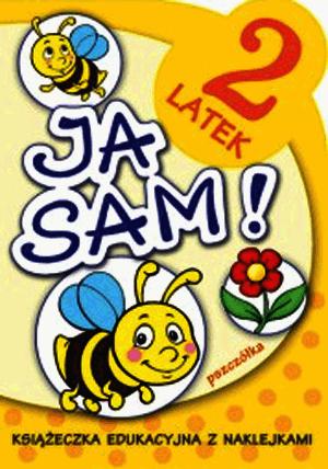 Ja sam! Pszczółka 2-latek Anna Horosin