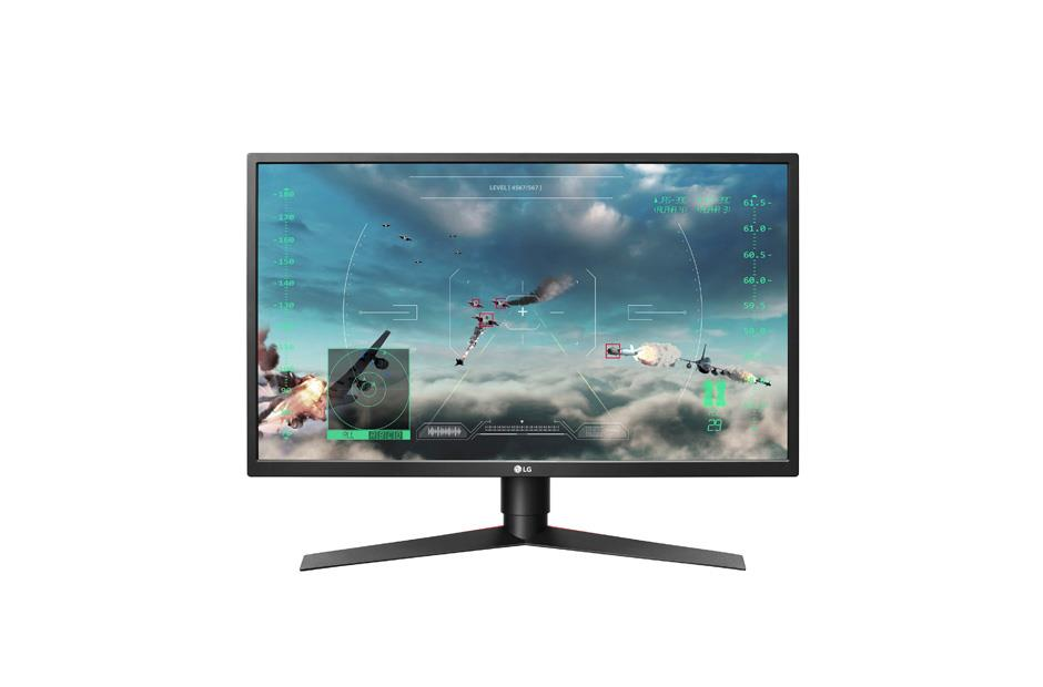 Monitor LG 27GK750F B Full HD TN HDMI 27''