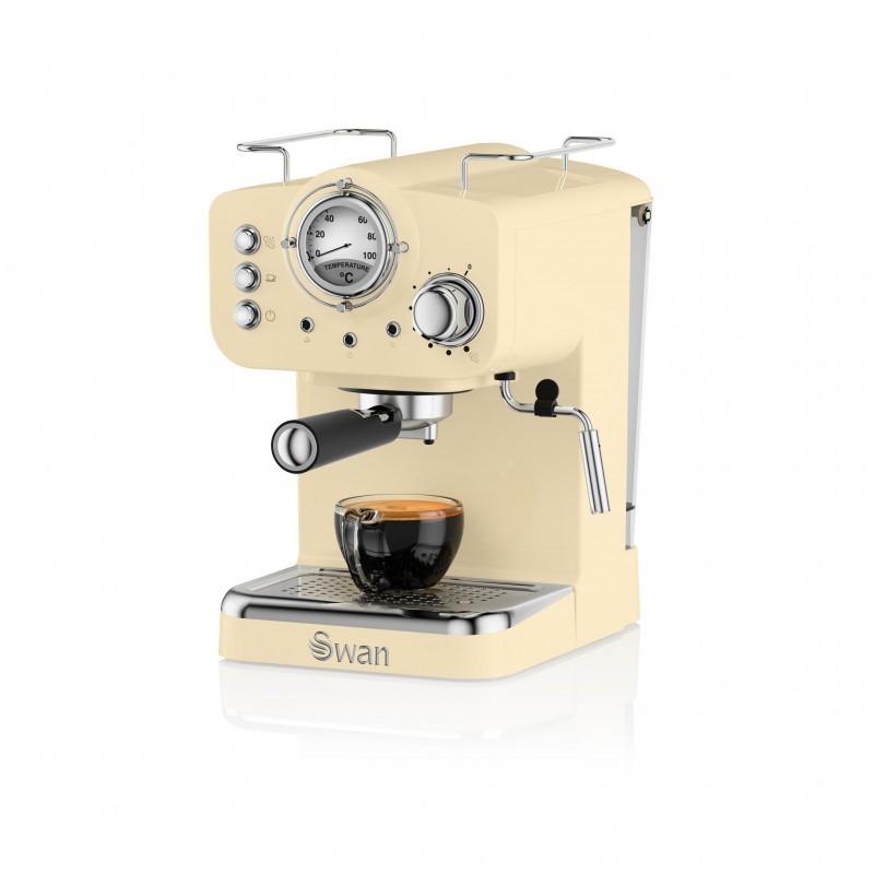 Kávovar na kávu Espresso Swan S