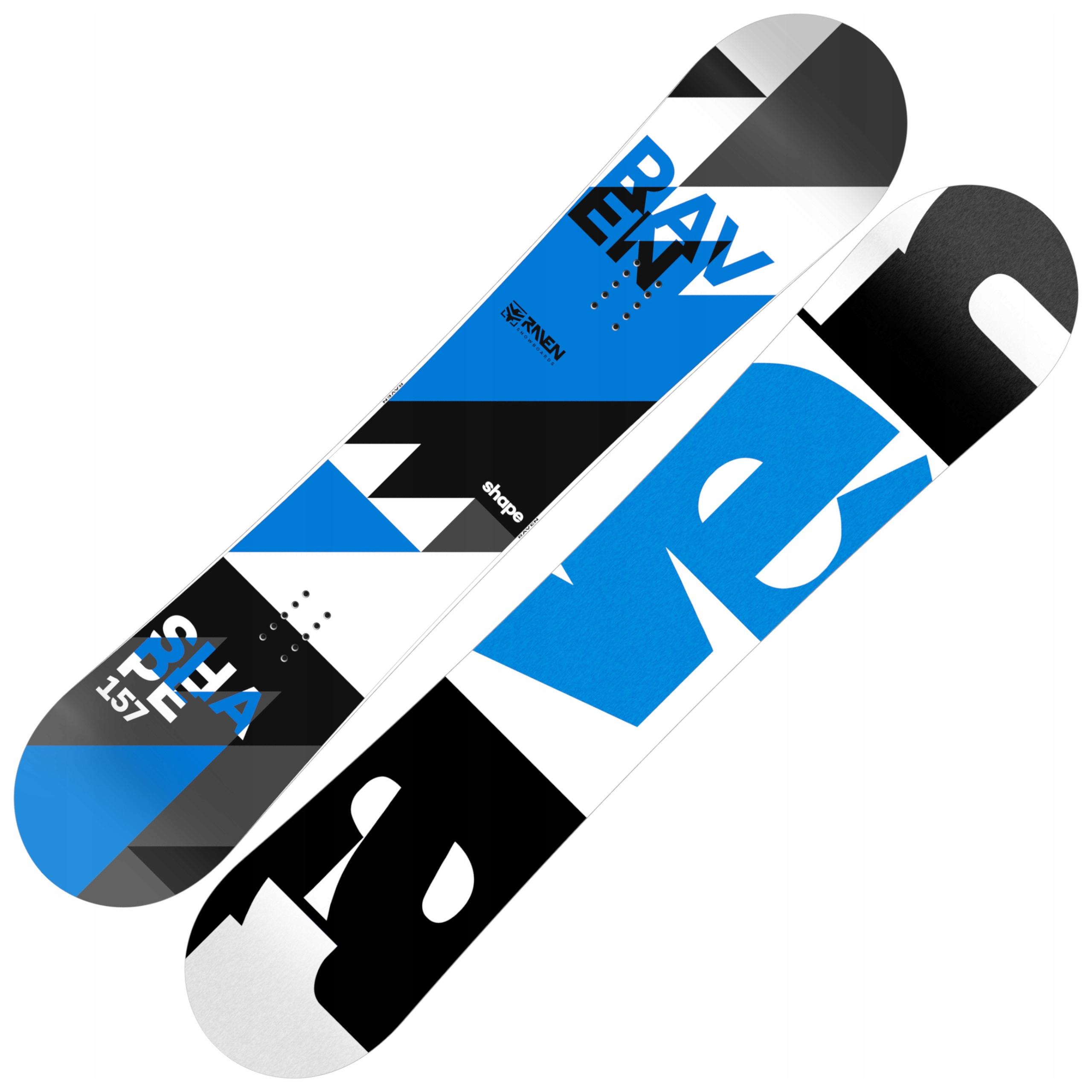 Купить сноубординг RAVEN SHAPE-Спрей 151CM 2020 на Eurozakup - цены и фото - доставка из Польши и стран Европы в Украину.