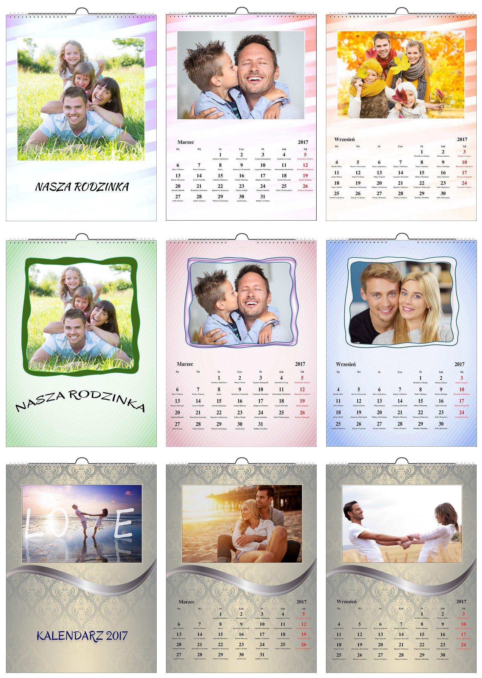 календарь из фотографий на заказ тверь отличительных признаках