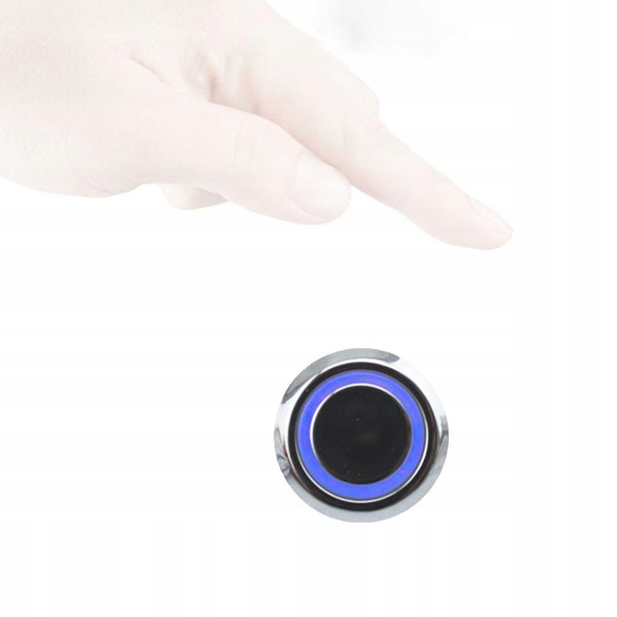 Купить Сенсорный переключатель 12V Switch Dimmer 60W 5A на Otpravka - цены и фото - доставка из Польши и стран Европы в Украину.