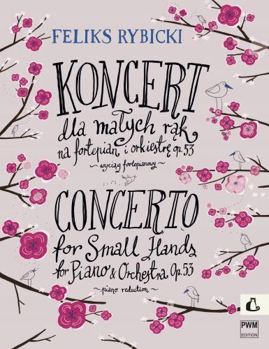 Koncert pre malé ruky na klavír a orchestri