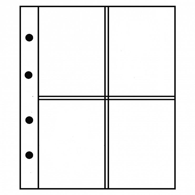 Lukos - strona 4 CT na pocztówki, fdc - format A4