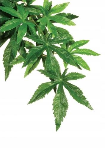 EXO TERRA ABULITON závodu L 65 cm prívesok lampa Marihuana