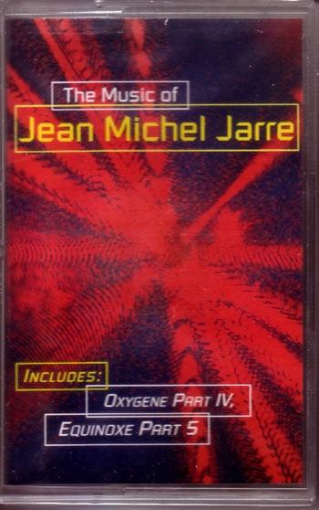 Item The Music of JEAN-MICHEL JARRE, cassette audio