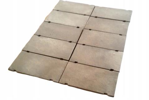 TT - Płyty drogowe betonowe malowane 10 szt. 1:120