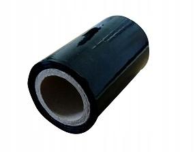 Стрейч пленка МИНИ-РЭП-0,15 кг, 10 см, черный.FI38