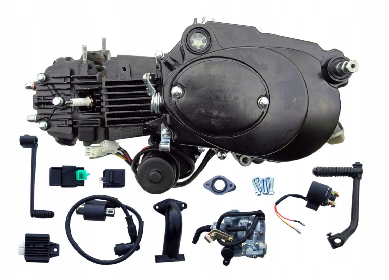 Silnik 125cc 4t Manual Junak Romet Zipp Router Popow Allegro Pl