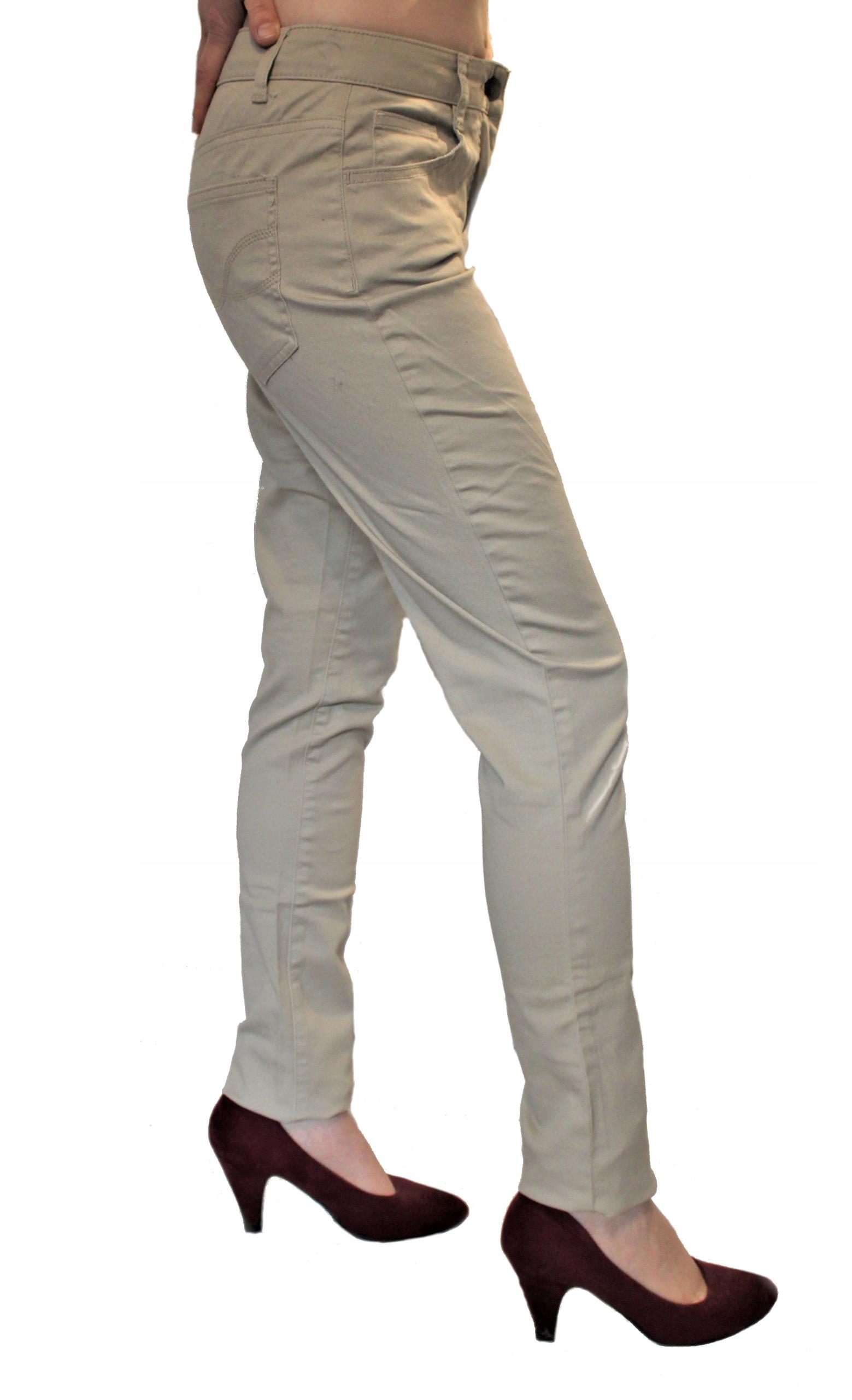 Bonprix nowe śliczne klasyczne spodnie - Xs / S