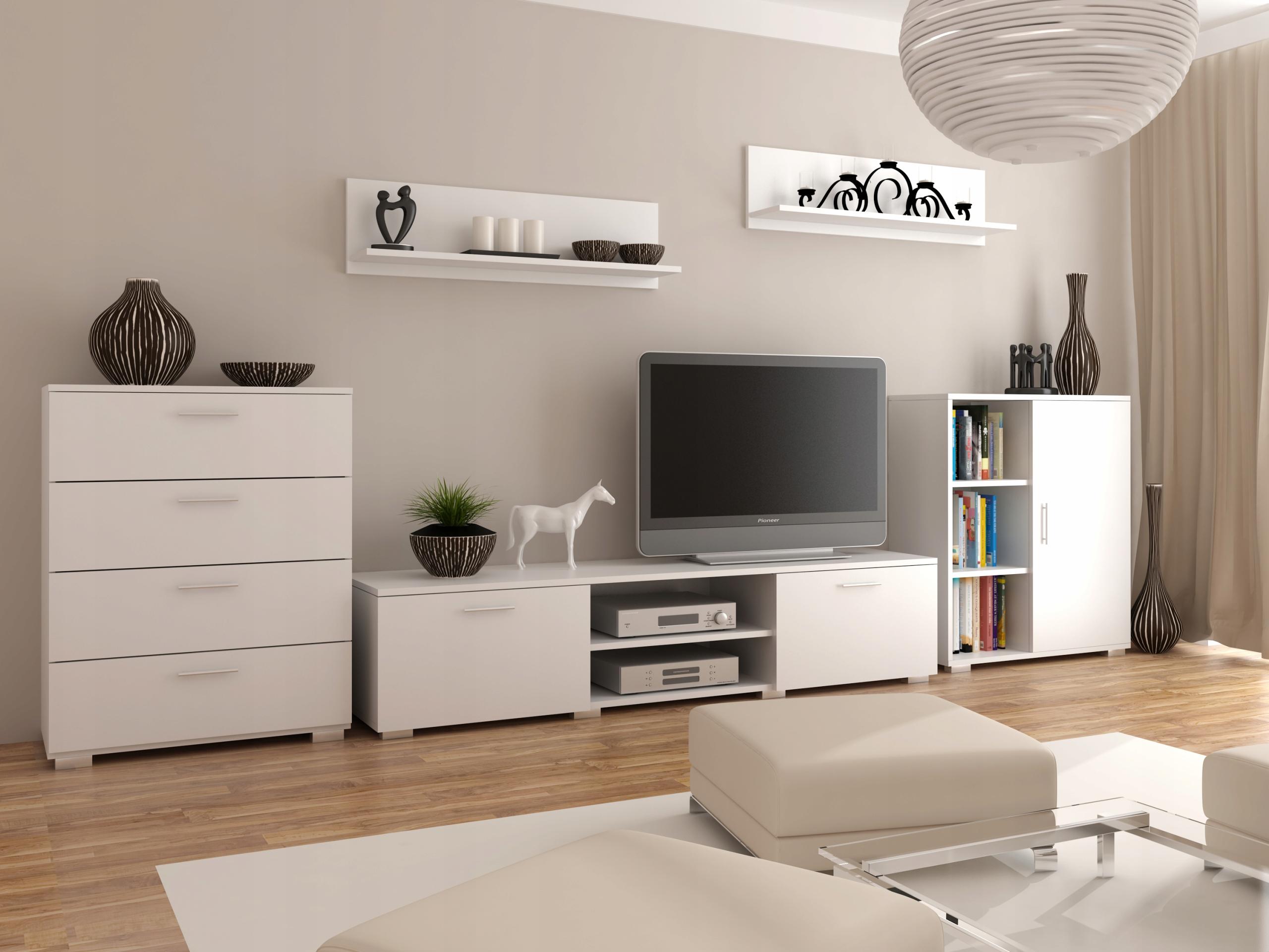 комплект мебель мебель szopen 2 Белый