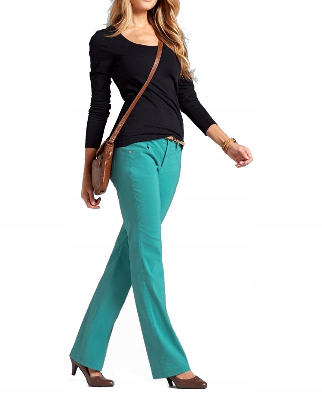 Bonprix nowe śliczne delikatne spodnie 36 Eur S M