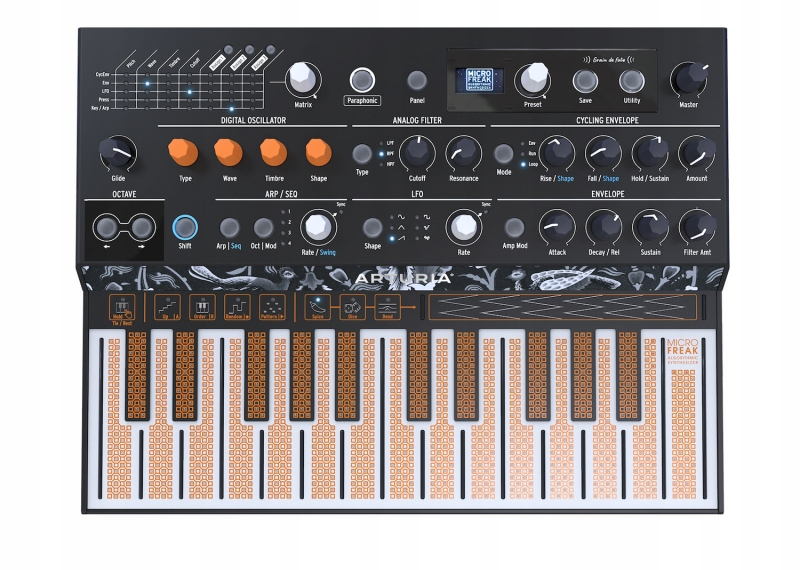 Item MicroFreak Arturia - synthesizer hybrid