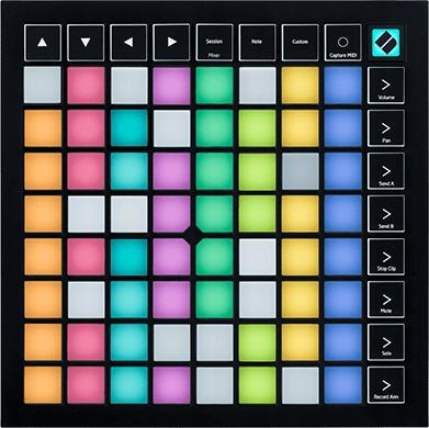 Novation LaunchPad X MIDI Ableton Splice Controller