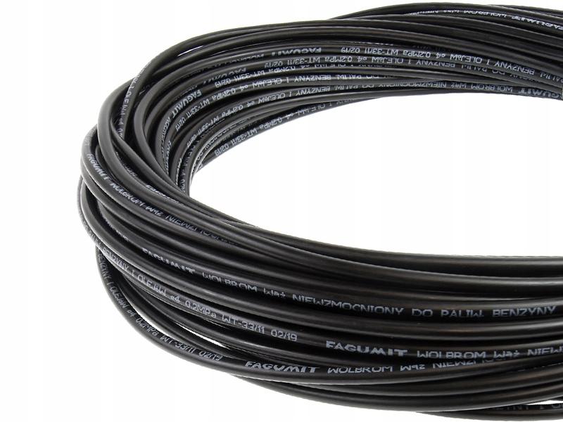 fagumit шланг кабель к вакуума и топлива 4mm