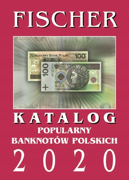 Item Catalogue of Polish banknotes 2020 - Fisher