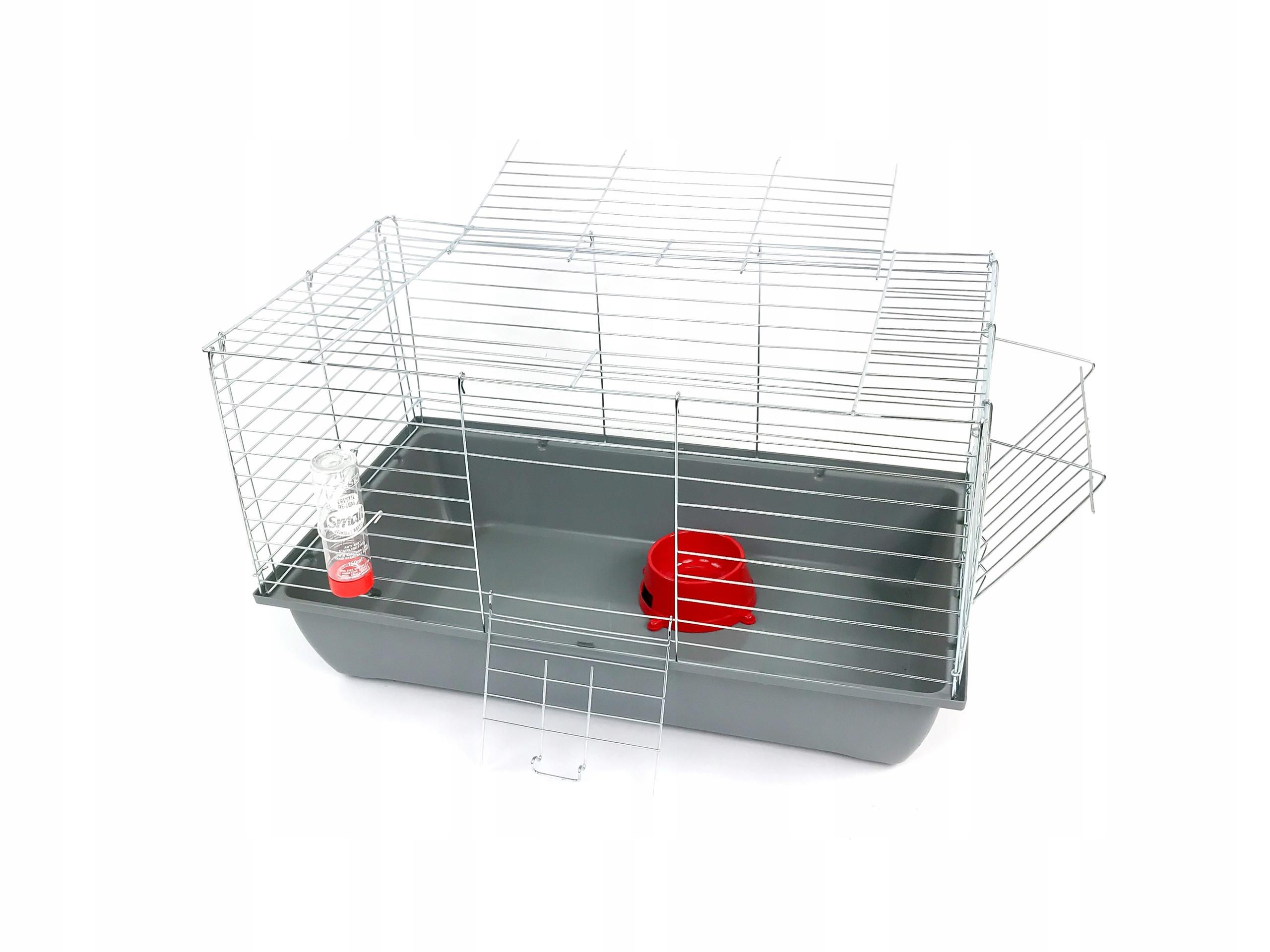 Клетка для кролика / свиньи 70см + БЕСПЛАТНО