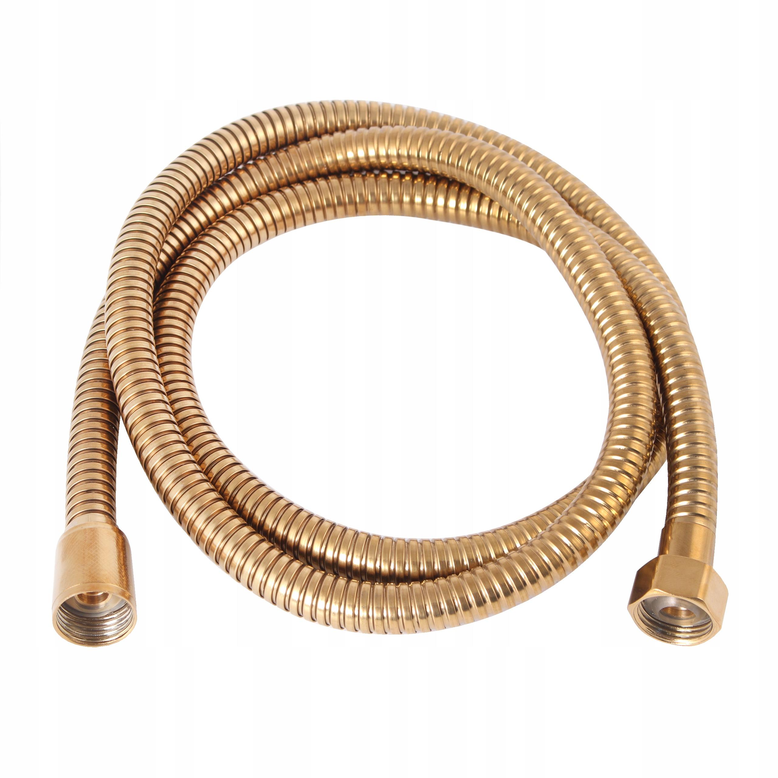 Sprchové hadice zlatý štandard retro 150 cm