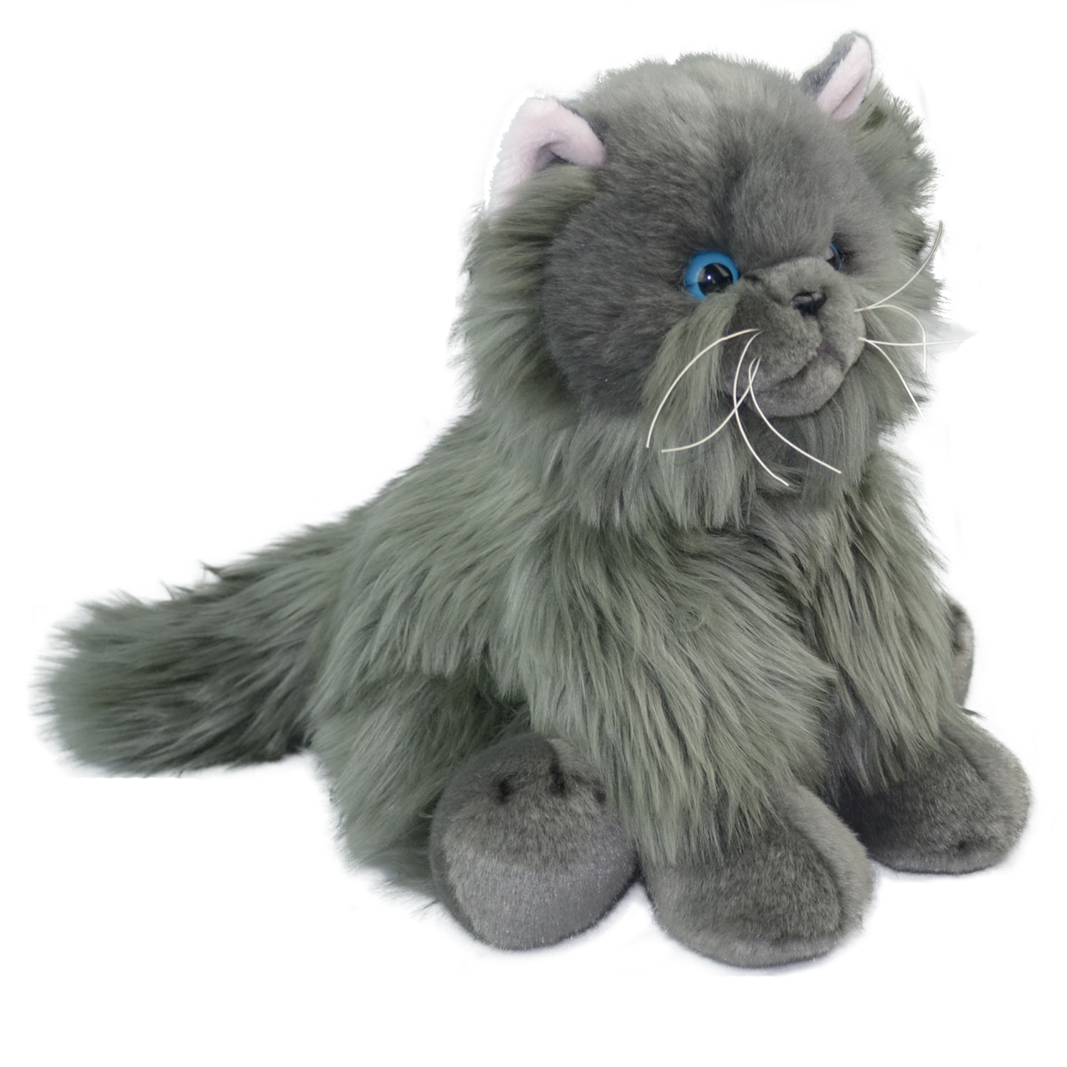 MASCOT PLUSH PERSIAN CAT 24CM SMILY PLUSH TOY