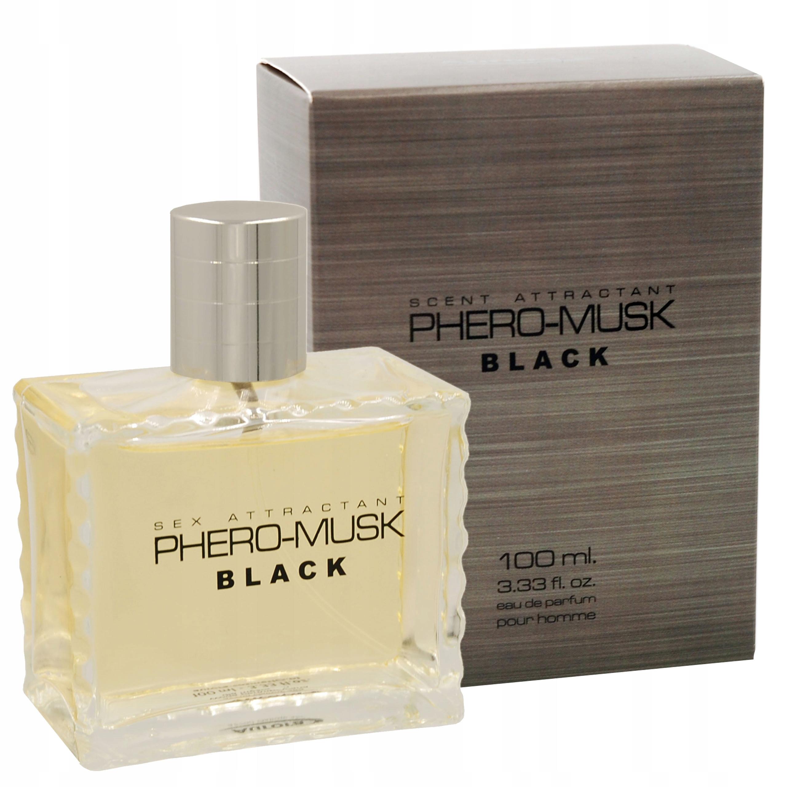 Item Strong men's perfume with pheromones. Beautiful.