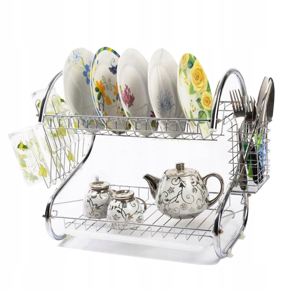 СУШИЛКА ДЛЯ ДВУХМЕСТНОГО ТРЕЙЛЕРА ДЛЯ Посудомоечной машины с прихваткой