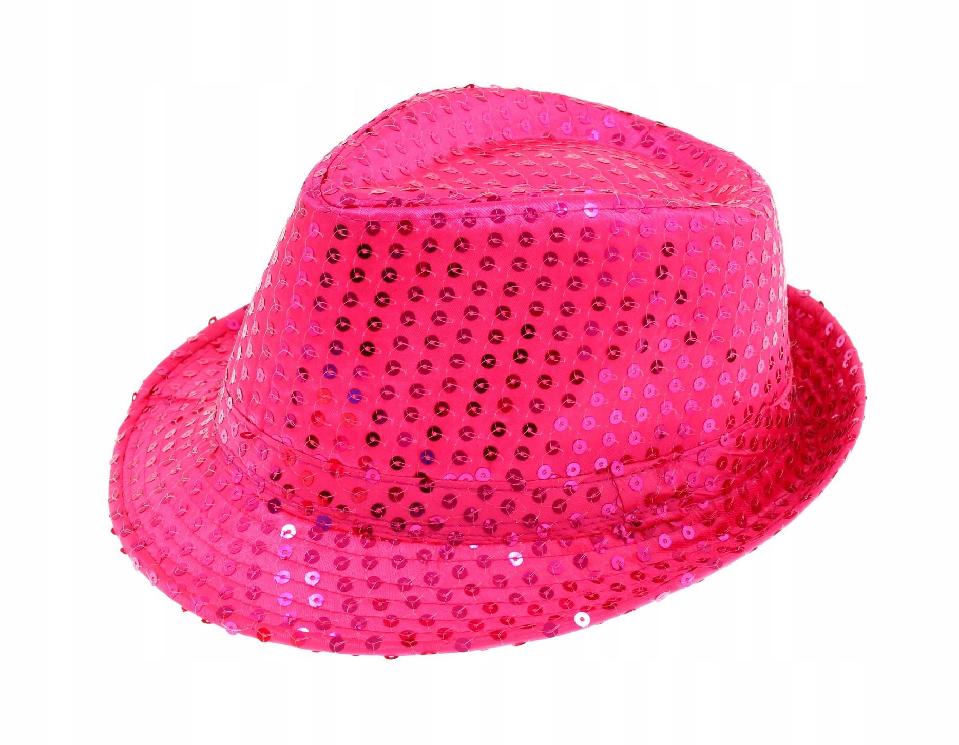 Купить Шляпа FEDORA шляпы блестками БЛЕСТКИ 10kolor на Otpravka - цены и фото - доставка из Польши и стран Европы в Украину.