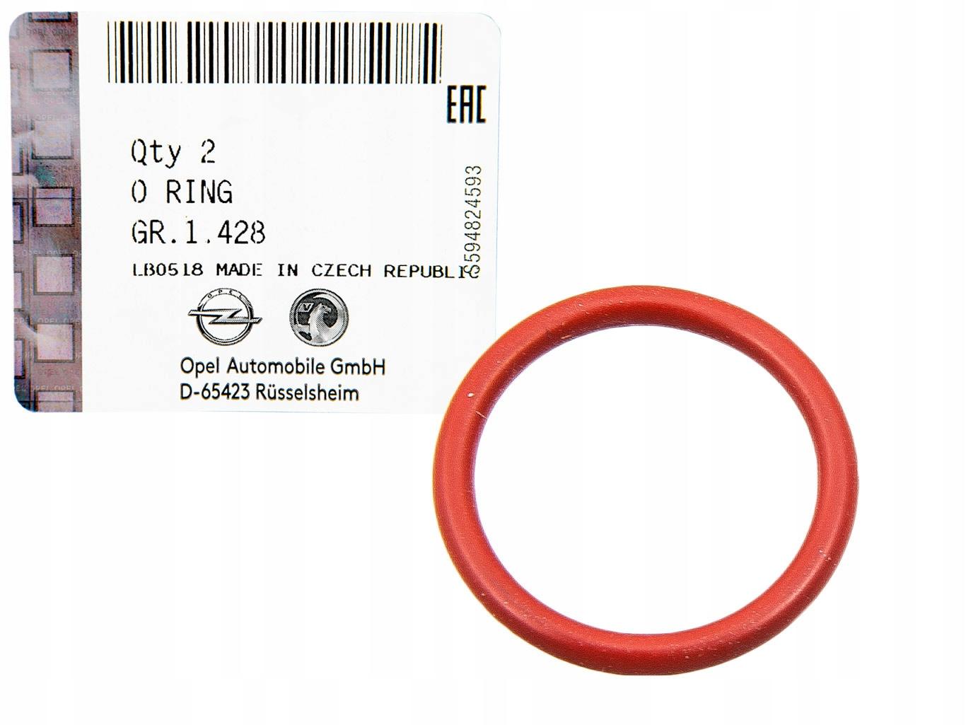 прокладка датчик уровня масла opel insignia 20