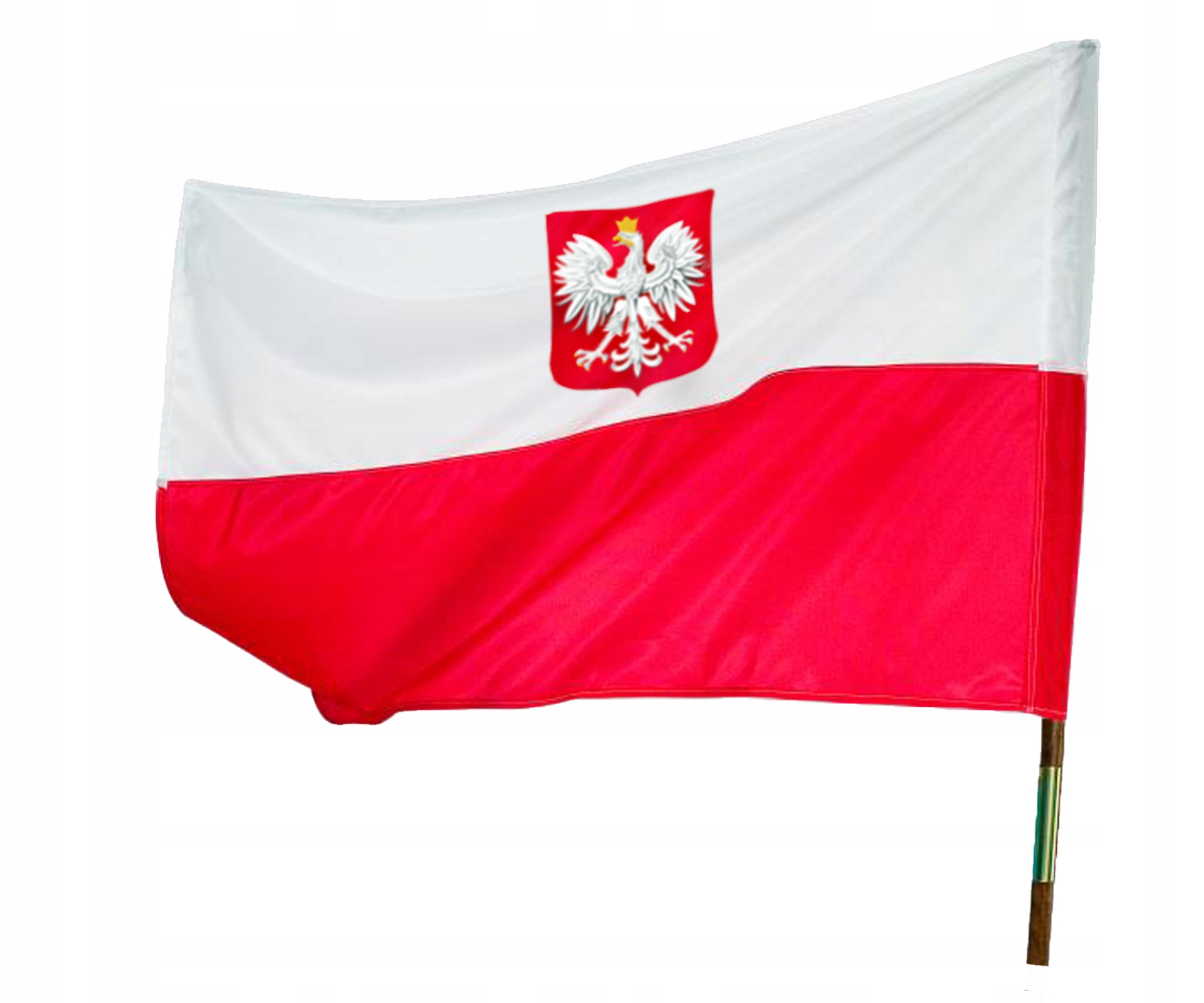 ПОЛЬША BANDERA POLISH NATIONAL 112x70cm TEXICO