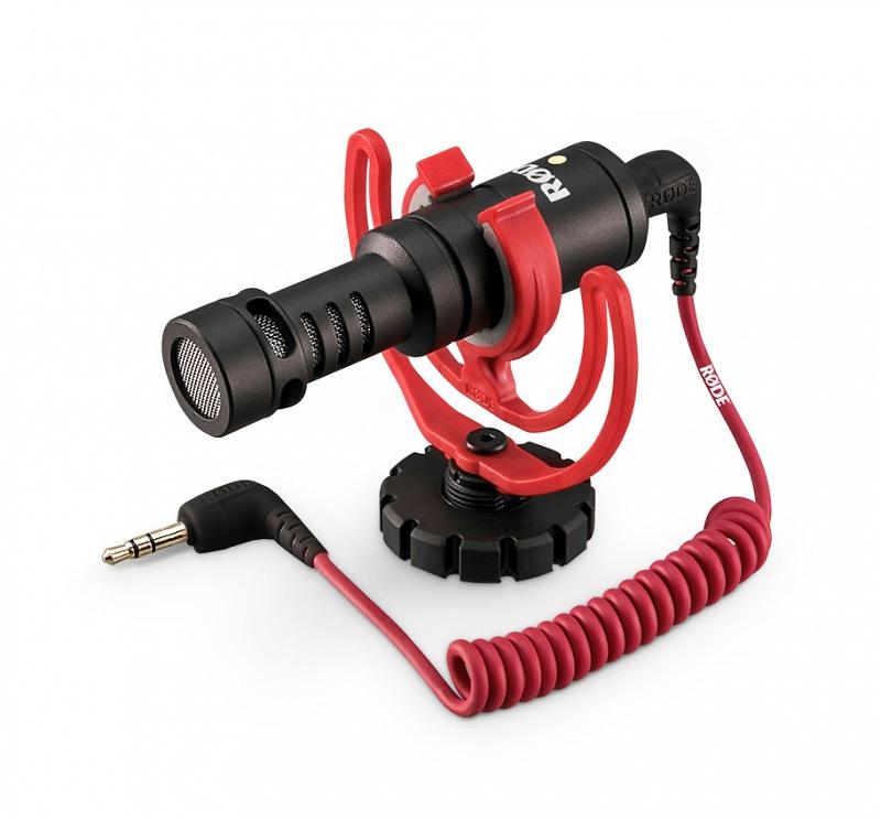 Купить RODE VideoMicro Микрофон для камер и цифровых камер DSLR на Otpravka - цены и фото - доставка из Польши и стран Европы в Украину.