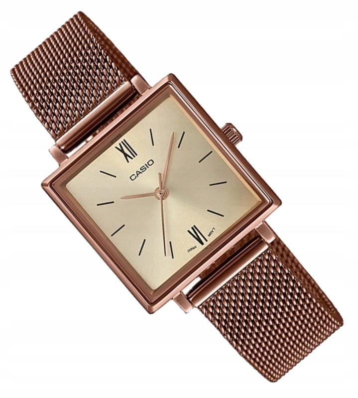 KLASICKÉ dámske hodinky Casio LTP-E155MR + RYTCA