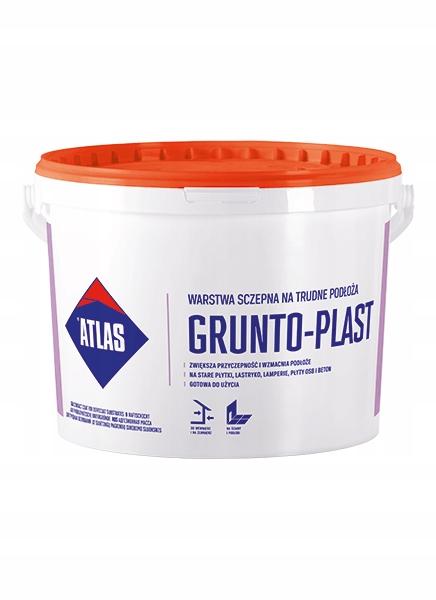 Atlas Grunto-plast - Grunt na trudne podłoża 5KG