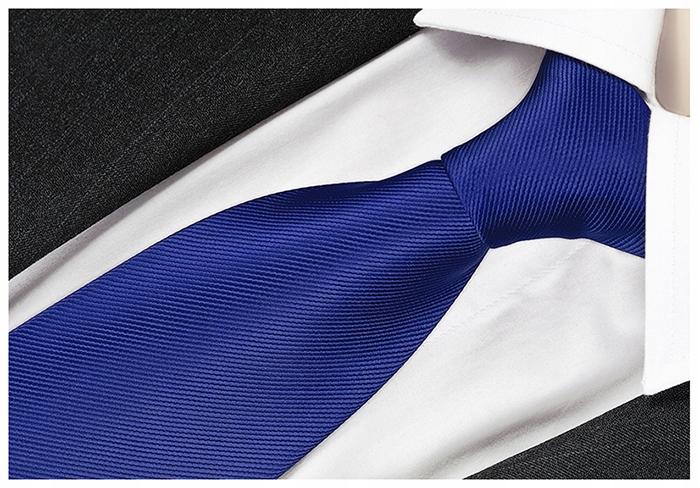 Купить С обещанием красной розы Галстук Мужской темно-Синий CORNFLOWER RC42 на Otpravka - цены и фото - доставка из Польши и стран Европы в Украину.