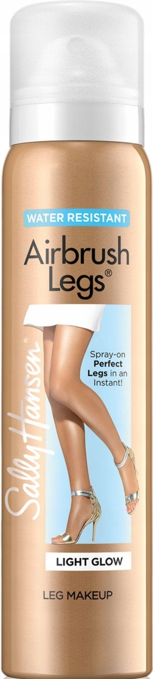 Sally Hansen Airbrush Legs Rajstopy W Spray Light 6705153322 Allegro Pl