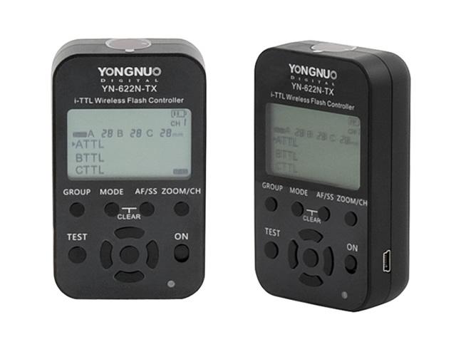Купить РАДИО ТРИГГЕР Yongnuo YN622CTX ETTL ЖК-4 на Eurozakup - цены и фото - доставка из Польши и стран Европы в Украину.