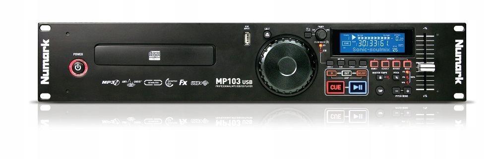 Item Numark MP103USB CD Player