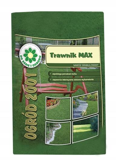 TRAWNIK MAX S 5kg nawóz REGENERATOR do trawnika