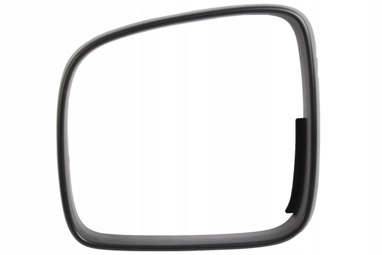vw caddy t5 рамка накладка корпуса зеркала слева
