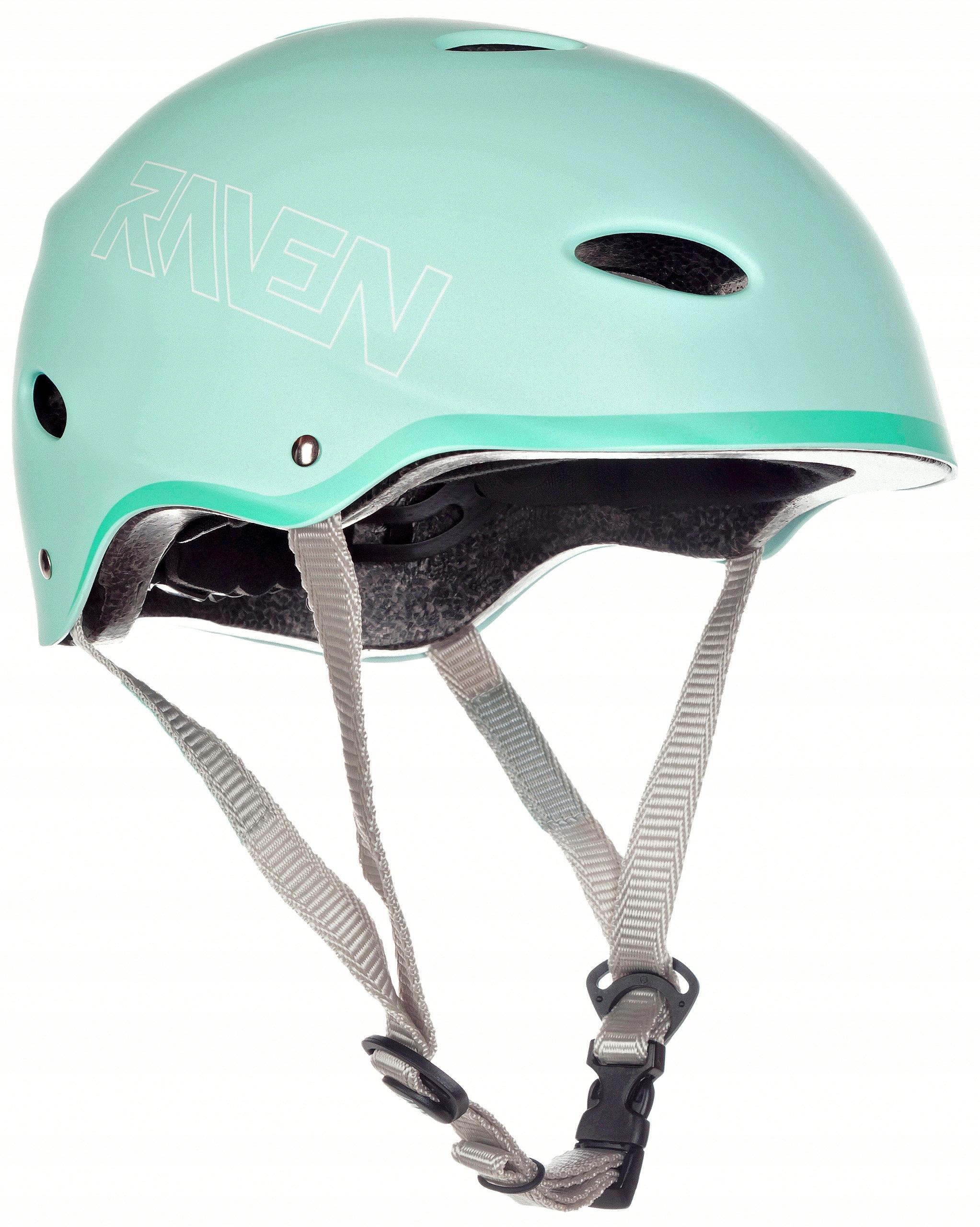Шлем Skateboardowy RAVEN F511 МИНТ M (56-58cm)