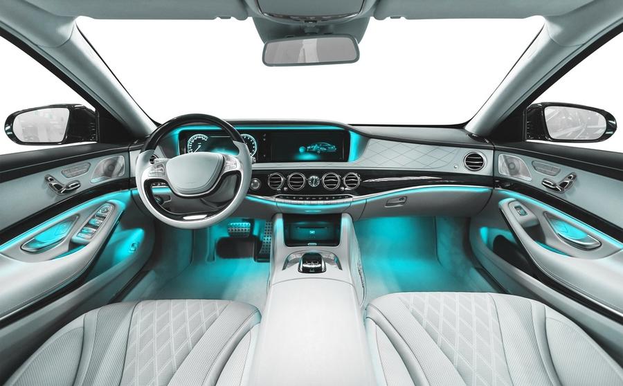 авторазборка Blink освещение интерьер автомобиля Rgb 4x18led