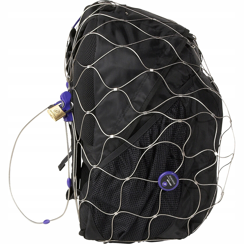 Oka pre PACSAFE 120L batoh kufor, taška Batožiny