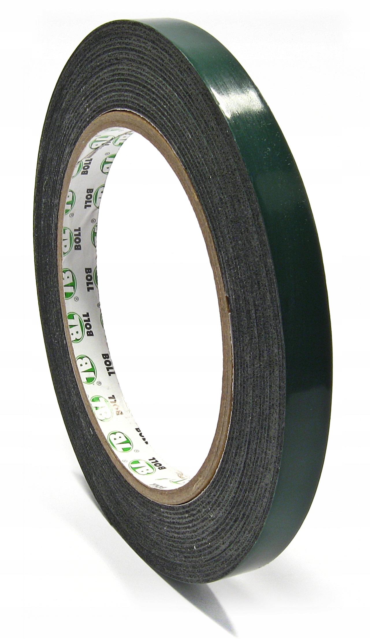 Двусторонняя клеевая лента - 9 мм / 5 м