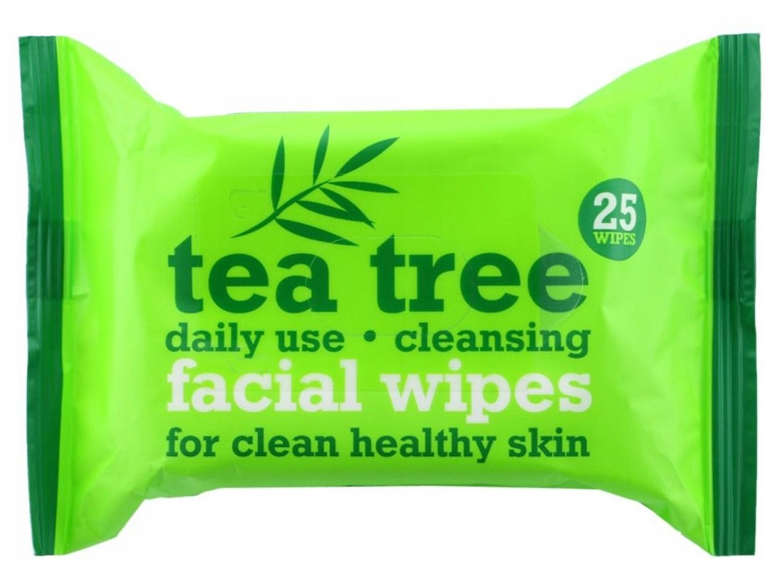 Tea Tree Салфетки Очищающие Для Лица 25