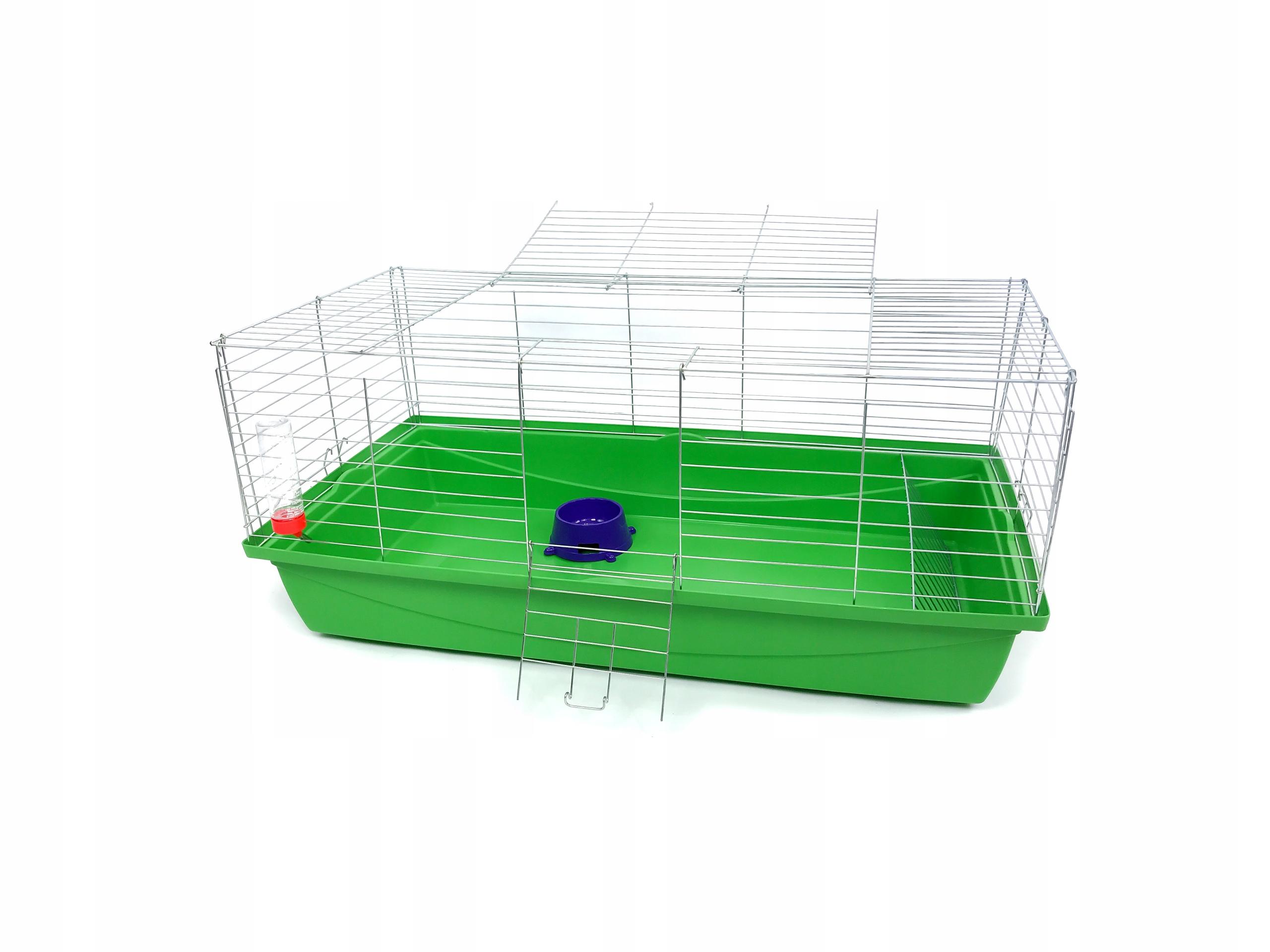 Клетка для кролика / свиньи - 100см + 3 БЕСПЛАТНО