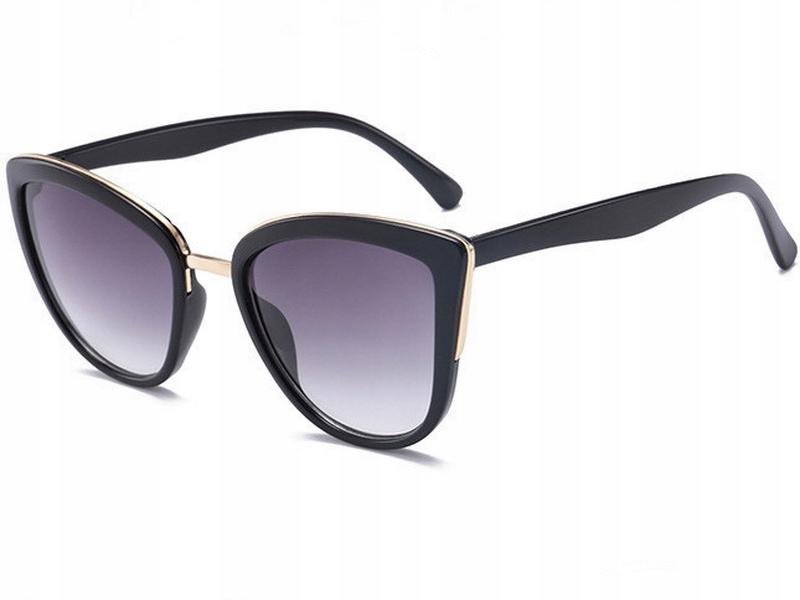 Z112 Женские солнцезащитные очки Black Cat's Eye Elegant