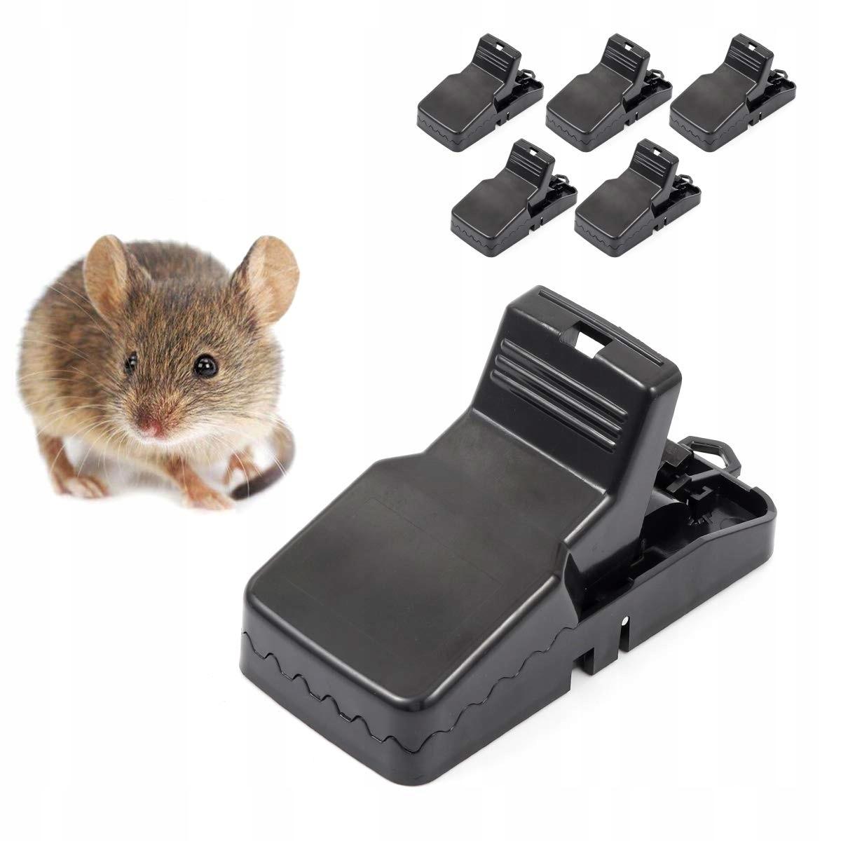 Myszołapka лапка ловушка для мыши gilotynka MENGS