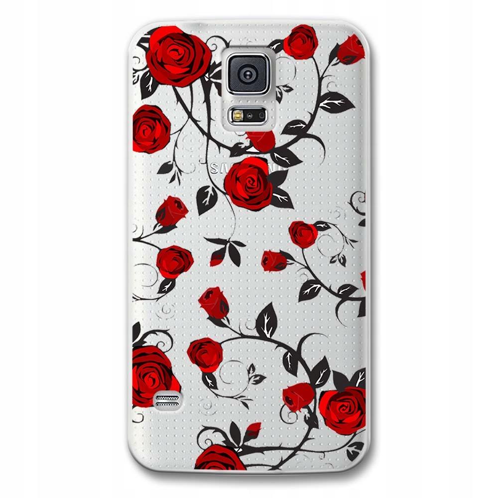 Samsung Galaxy S5  S5 Neo etui case wzory SZKŁO
