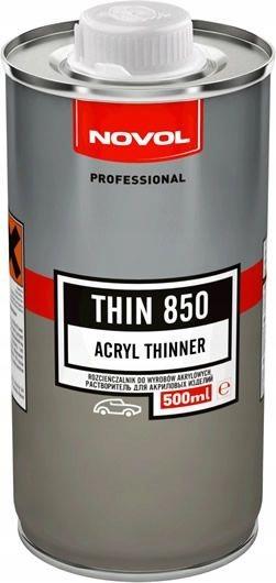 NOVOL THIN 850 ROZCIEŃCZALNIK AKRYLOWY 0,5 L 1484