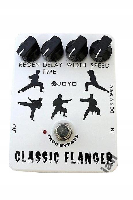 Classic Flanger Guitar Effect Guitars -Profesionálne