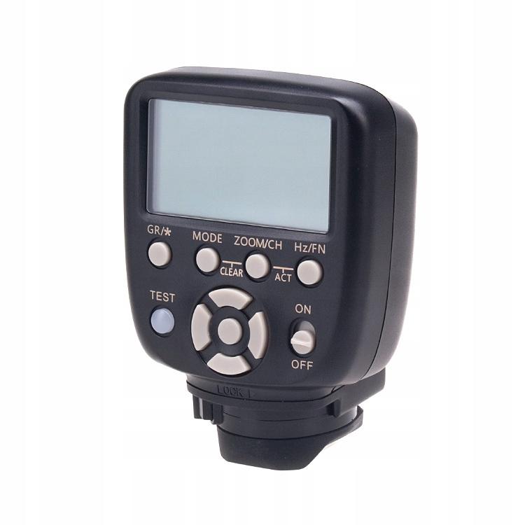 Купить Радио-контроллер Yongnuo YN-560TX II Nikon на Otpravka - цены и фото - доставка из Польши и стран Европы в Украину.