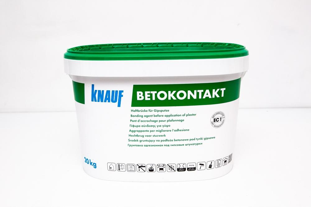 Knauf Grunt S Piesok Quartz Betonkontakt 20KG